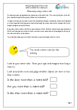 Mathematics worksheets for year 1
