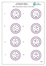 Measurement Maths Worksheets for Year 2 (age 6-7)