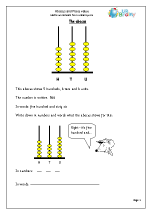 Abacus and Place Value