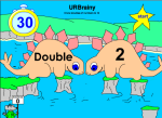 Know Doubles of Numbers to Ten