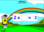 Complete Number Sentences A