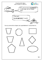 math worksheet : geometry shape maths worksheets for year 3 age 7 8  : Shapes Maths Worksheets