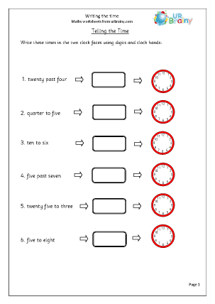writing the time measuring and time maths worksheets for year 3 age 7 8. Black Bedroom Furniture Sets. Home Design Ideas