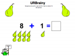 Use the '+' Sign and Equals to a Total of 10 with Pictures