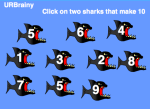 Pairs of Numbers Which Make 10