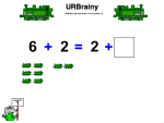 Know Addition can be done in Any Order