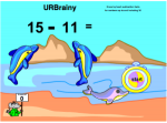 Know By Heart Subtraction Facts for Numbers up to Twenty