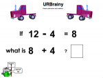 Check Subtraction with Addition