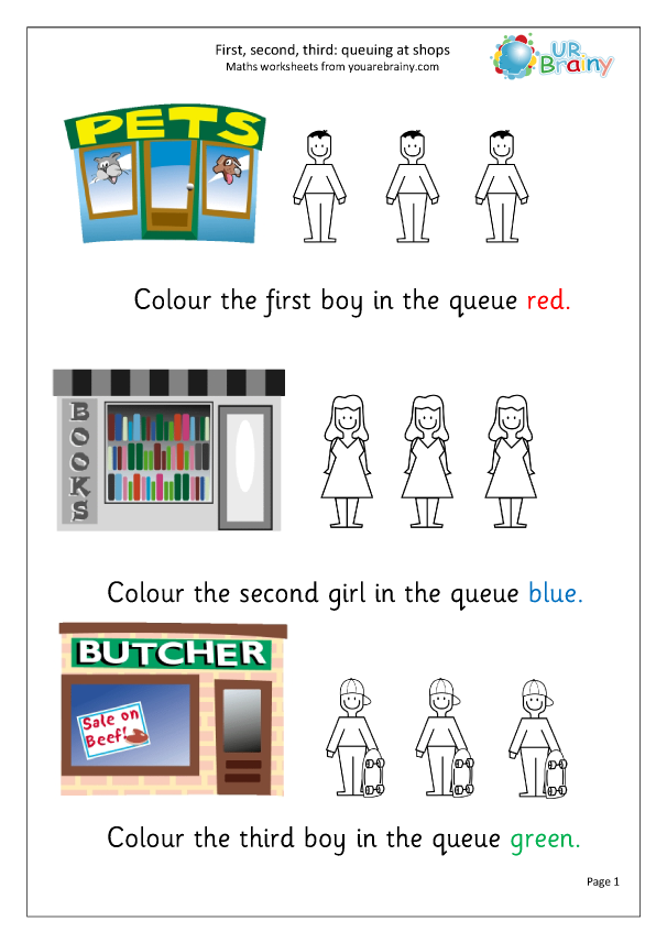 Preview of 'First second and third: shops'