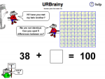 Number Pairs that Make 100