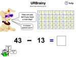 Revise 2-digit Subtraction