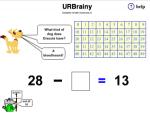 Complete Number Sentences (1)