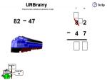 Efficient Written Method for Subtracting 2-digit Numbers