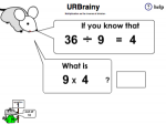 Multiplication as Inverse of Division
