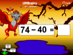 Revise Two Digit Subtraction