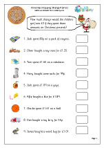 math worksheet : special occasions maths worksheets for further resources : Christmas Fractions Worksheets