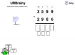 Thousands Hundreds Tens And Units: standard written method
