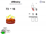 Subtracting Tens and Units TU