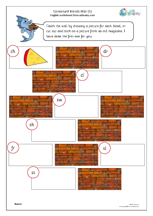 Consonant Wall (1)