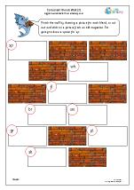 Consonant Wall (3)