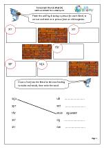 Consonant Wall (4)