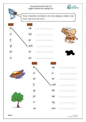 Consonant Wall (5)