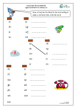 Consonant Wall (6)