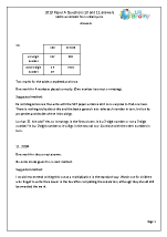 10 and 11 Answers and Suggested Method