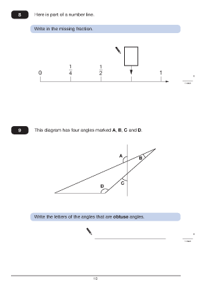 Questions 8 and 9 Paper B 2011