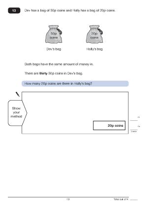 Question 13 Paper B 2011