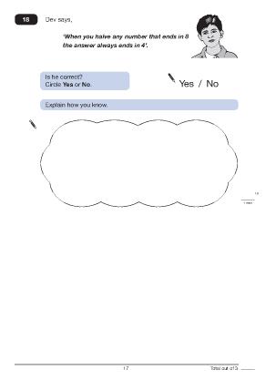 Question 18 Paper B 2011