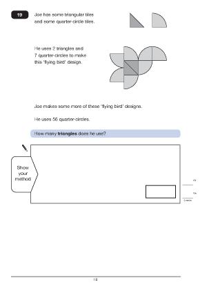 Question 19 Paper B 2011