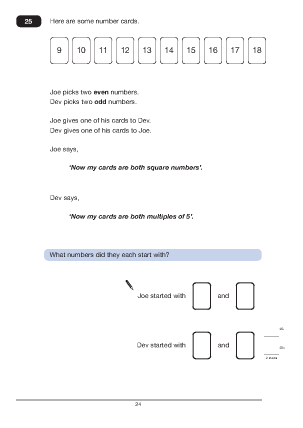 Question 25 Paper B 2011 Paper B 2011 analysed Maths Worksheets ...