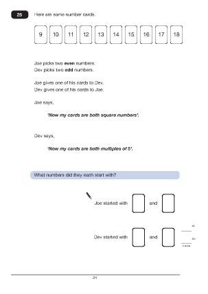 Question 25 Paper B 2011