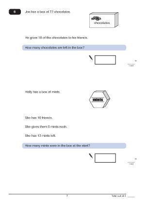 Question 6 Paper A 2011