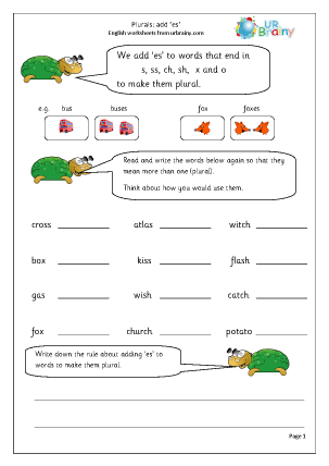 Ks1 English Worksheets - Scalien