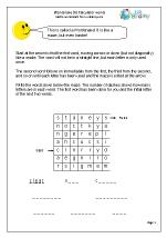 Year 6 Calculator Wordsnake