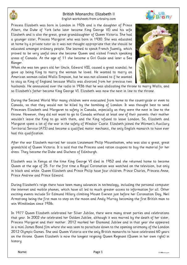 Preview of 'Elizabeth II'