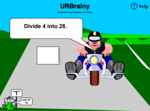 Understand the Vocabulary of Division