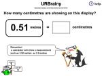 Convert Metres to Centimetres