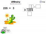 Written Methods of Division (2)