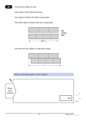 Question 25 Paper A 2011