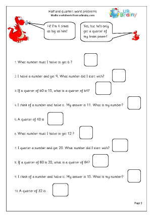 math worksheet : fractions maths worksheets for year 3 age 7 8  : Yr 3 Maths Worksheets