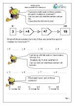 Maths Spells