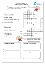 Christmas Crossword 2