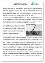 The Second World War Bombs