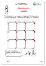 Matchstick Puzzle 6