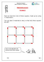 Matchstick Puzzle 8