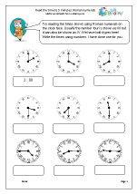 Roman Numerals: reading time to 5 minutes