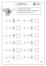 Adding Fractions (2)